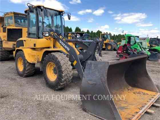 2017 Used VOLVO L35GS Loader Macomb