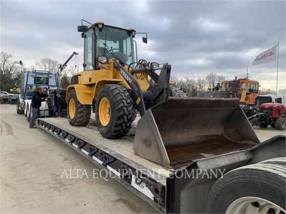 2015 Used VOLVO L30GS Loader Macomb