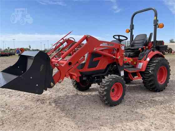 2021 New KIOTI CX2510 Tractor Donna
