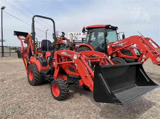 2021 New KIOTI CS2210 Tractor Donna