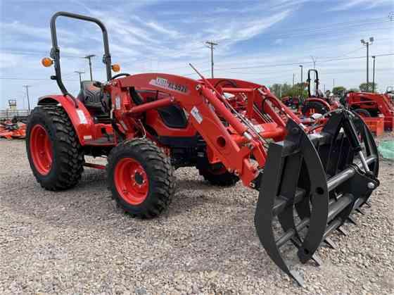 2021 New KIOTI DK6010SE HST Tractor Donna