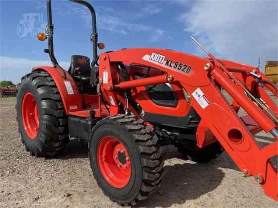2021 New KIOTI DK5010 Tractor Donna