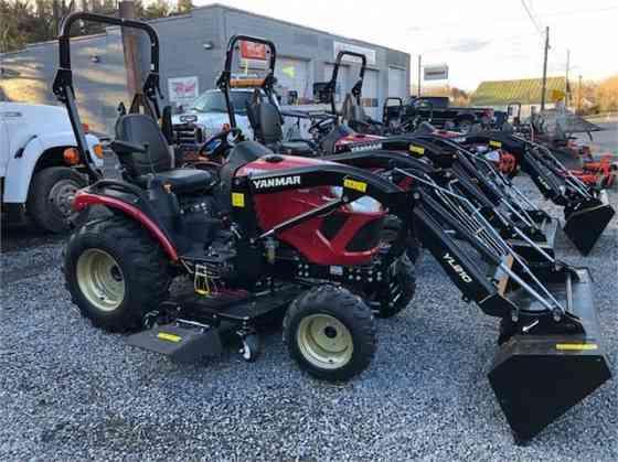 2021 New YANMAR 324 Tractor Winchester, Virginia