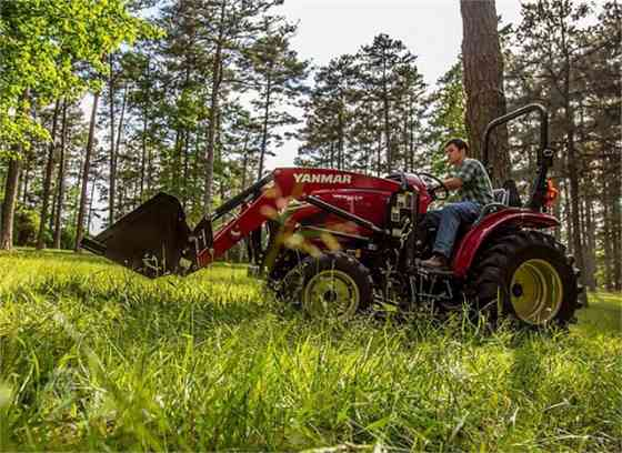 2021 New YANMAR YT235 Tractor Caldwell