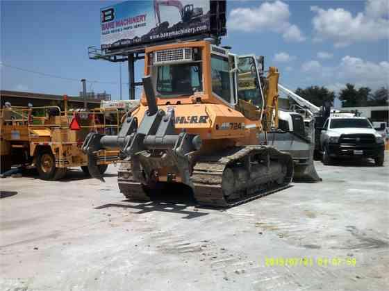2015 Used LIEBHERR PR724 XL Dozer Dallas