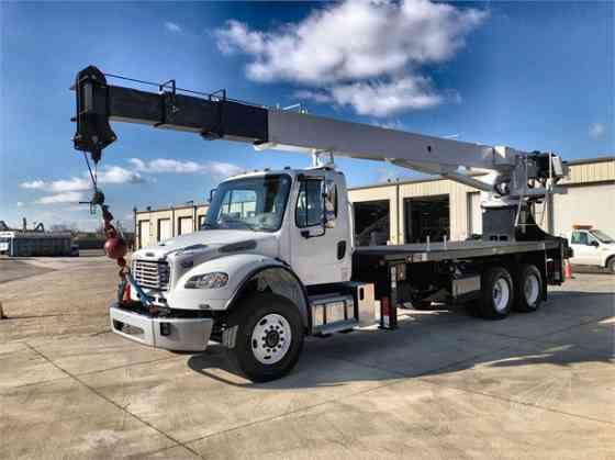 2018 ALTEC AC23-95S Truck-mounted Crane On 2018 FREIGHTLINER M2 106 Birmingham, Alabama