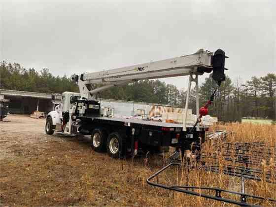 2018 ALTEC AC23-95B Truck-mounted Crane On 2018 PETERBILT 348 Birmingham, Alabama
