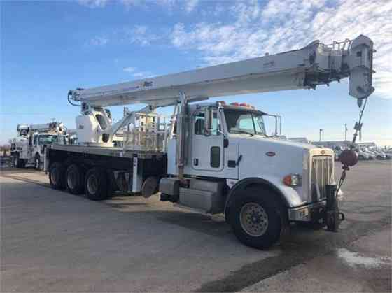 2011 ALTEC AC38-127S Truck-mounted Crane On 2012 PETERBILT 365 Birmingham, Alabama