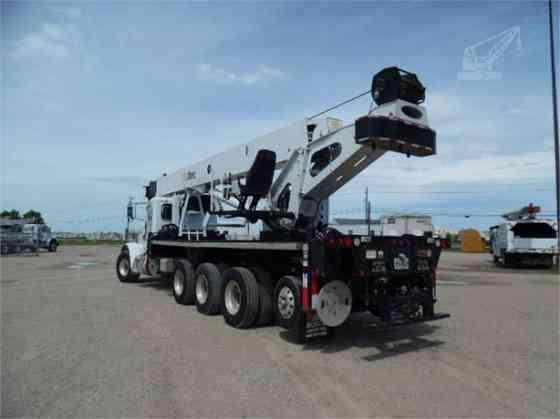 2015 ALTEC AC45-127S Crane Mounted On 2015 PETERBILT 365 Birmingham, Alabama