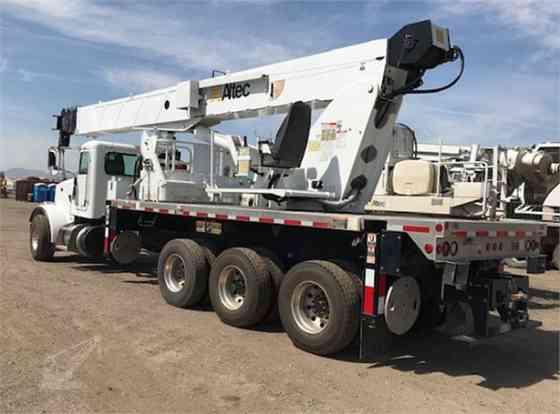 2013 ALTEC AC38-127S Truck-mounted Crane On 2013 PETERBILT 365 Birmingham, Alabama
