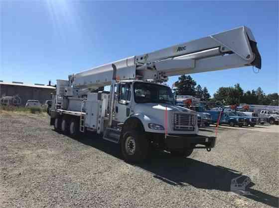 2011 ALTEC HL125 Elevating Work Platform On 2011 FREIGHTLINER M2 112V Birmingham, Alabama