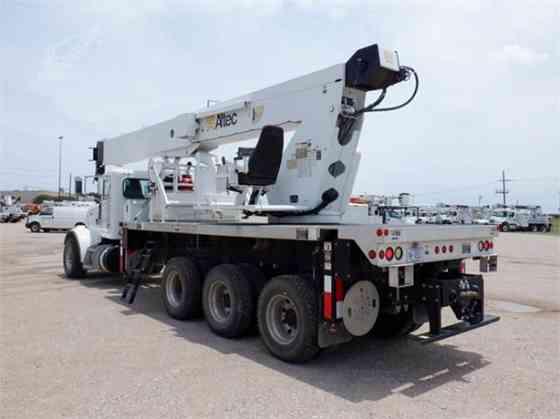 2013 ALTEC AC38-127S Crane Mounted On 2014 PETERBILT 365 Birmingham, Alabama