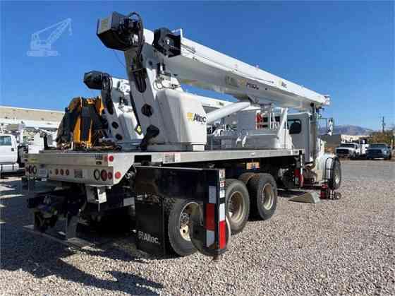 2013 ALTEC AC38-127S Truck-mounted Crane On 2014 PETERBILT 365 Birmingham, Alabama