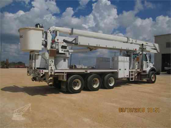 2011 ALTEC HL125 Aerial Work Platform on 2011 FREIGHTLINER M2 112V Birmingham, Alabama