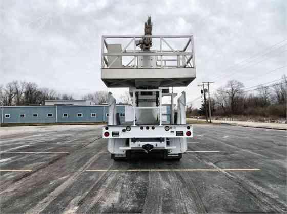 2011 ALTEC AH125 Truck-Mounted Crane On 2012 FREIGHTLINER M2 112 Birmingham, Alabama