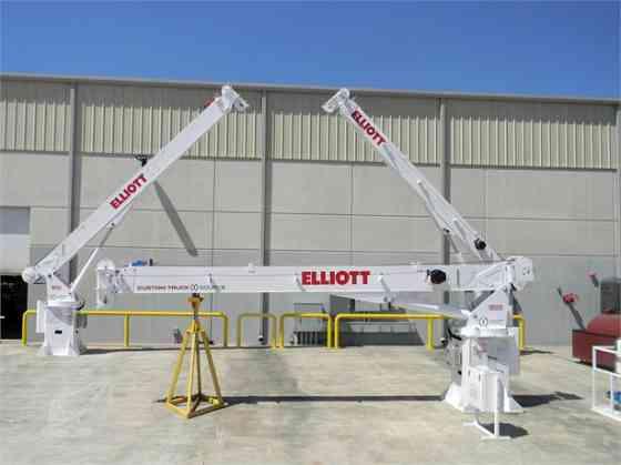 2017 ELLIOTT 1860 Crane Kansas City, Missouri