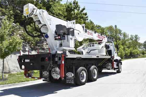 2016 ELLIOTT E145 Truck-Mounted Crane On 2016 FREIGHTLINER 108SD Kansas City, Missouri