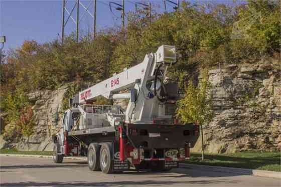 2019 ELLIOTT E145 Truck-Mounted Crane On 2019 FREIGHTLINER M2 106 Kansas City, Missouri