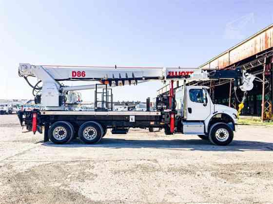 2019 ELLIOTT D86 Truck-Mounted Crane On 2019 FREIGHTLINER M2 106 Kansas City, Missouri