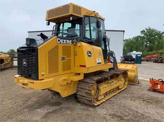 2016 Used DEERE 605K Crawler Loader St. Louis
