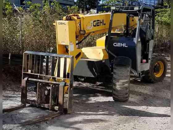 2015 Used Gehl RS6-34 Telehandler Bristol, Pennsylvania