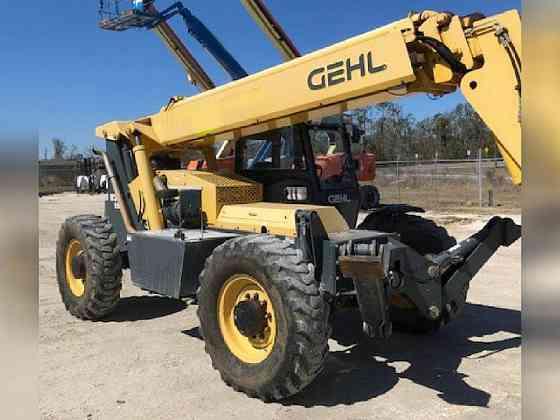 2014 Used Gehl RS10-55 Telehandler Bristol, Pennsylvania