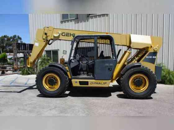 2014 Used Gehl DL12H40 Telehandler Bristol, Pennsylvania
