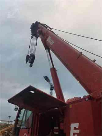 2009 Used LIEBHERR LTR1100 Telescopic Boom Crawler Crane Houston