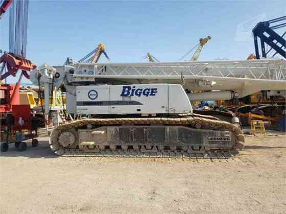 2016 Used LIEBHERR LTR1100 Crane Houston