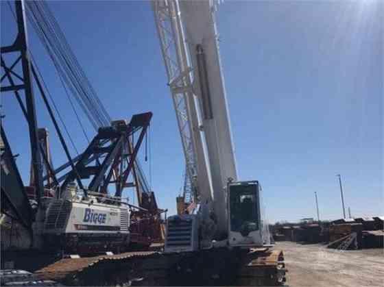 2017 Used LIEBHERR LTR1100 Crane Houston