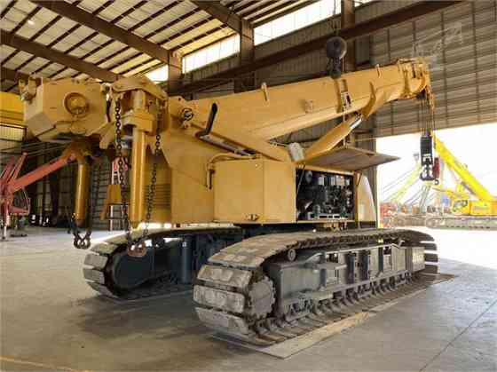 2010 Used LIEBHERR LTR1100 Crane Houston