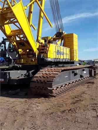 2006 Used KOBELCO CK2500 II Crane Houston