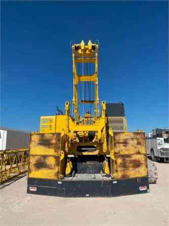 2016 Used KOBELCO CK1100G Crane Houston
