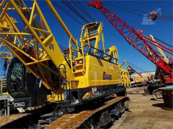 2017 Used KOBELCO CK1100G-2 Crane Houston