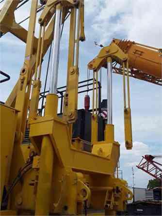 2018 Used KOBELCO CK1100G-2 Crane Houston