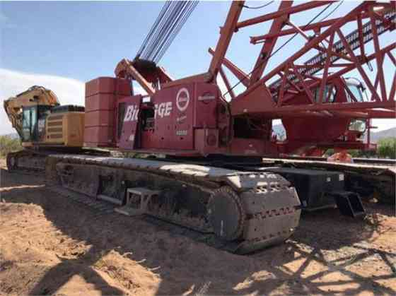 2007 Used MANITOWOC 14000 Crane Houston