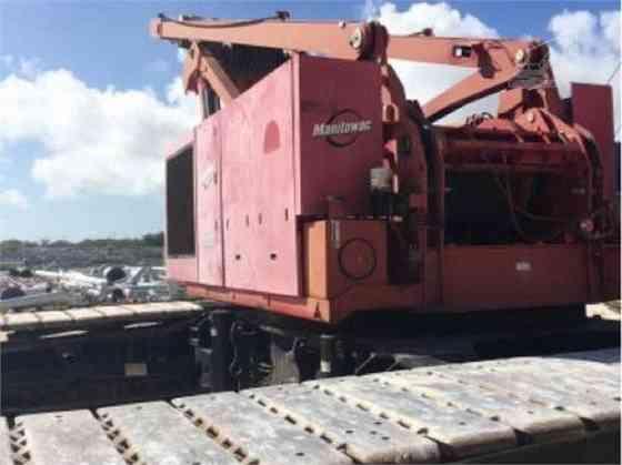 2009 Used MANITOWOC 14000 Crane Houston