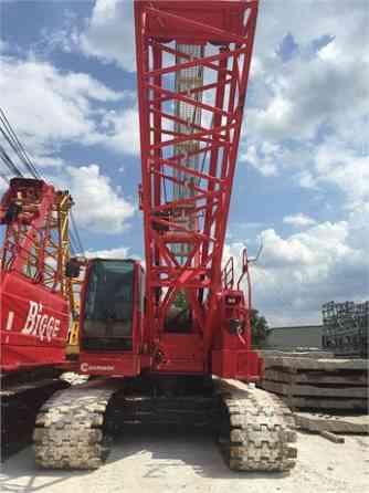 2014 Used MANITOWOC 11000-1 Crane Houston