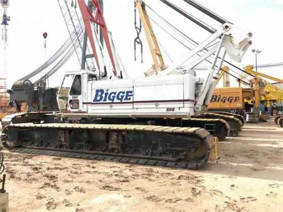 2000 Used MANITOWOC 888 Crane Houston