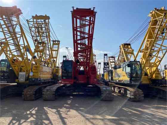 2015 Used MANITOWOC 11000-1 Crane Houston