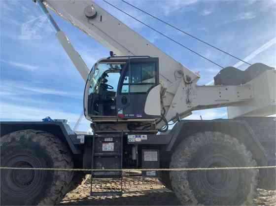 2016 Used TEREX RT780 Crane Houston