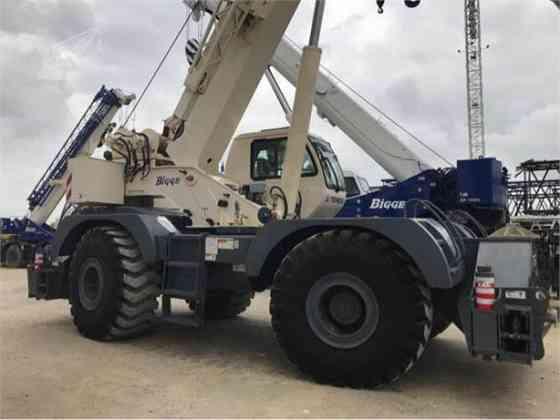 2013 Used TEREX RT670-1 Crane Houston