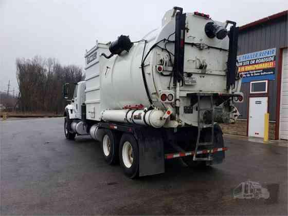 2012 Used INTERNATIONAL WORKSTAR 7600 Vacuum Truck Chicago