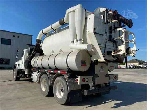 2012 Used INTERNATIONAL WORKSTAR 7500 Vacuum Truck Chicago