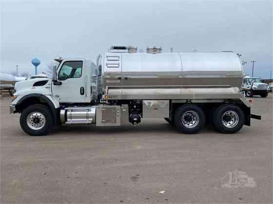 2021 New INTERNATIONAL HV Vacuum Truck Chicago