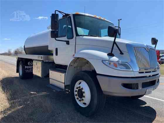 2015 Used INTERNATIONAL DURASTAR 4300 Vacuum Truck Chicago