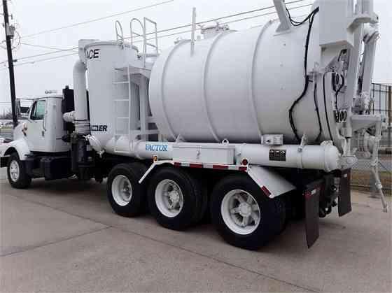 1998 Used INTERNATIONAL 2674SF Vacuum Truck Chicago