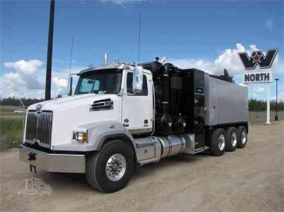 2020 Used WESTERN STAR 4700SB Vacuum Truck Chicago