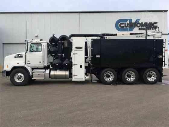 2019 Used WESTERN STAR 4700SB Vacuum Truck Chicago