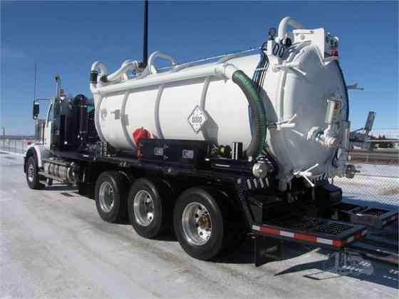 2019 Used WESTERN STAR 4900SB Vacuum Truck Chicago
